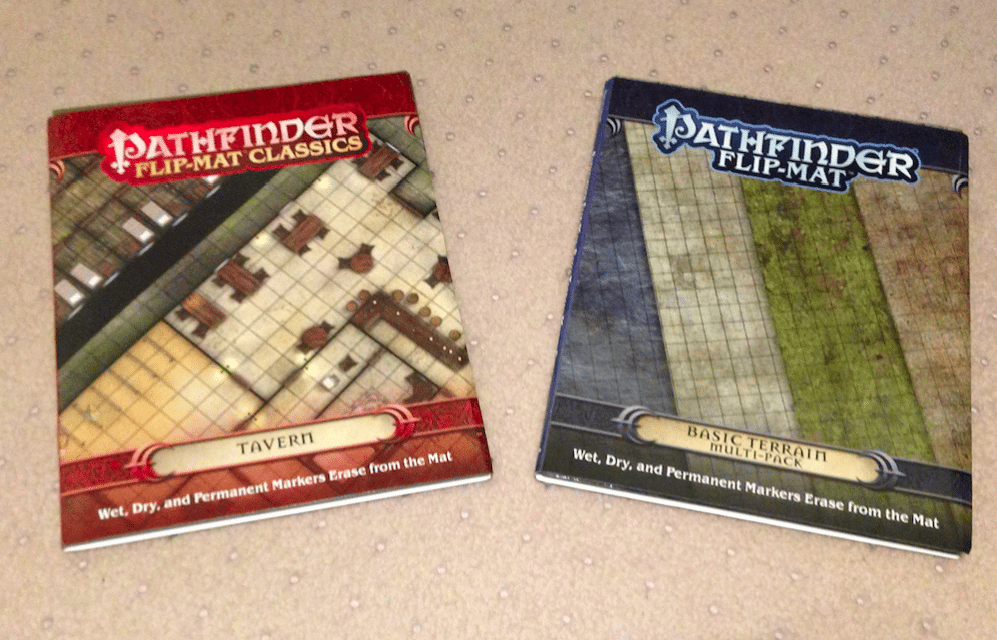 Fantasy RPG 2D Terrain Products - Past & Present - GeekDad
