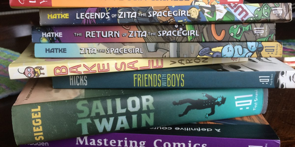 First Second Press: 10 Years Of Great Graphic Novels