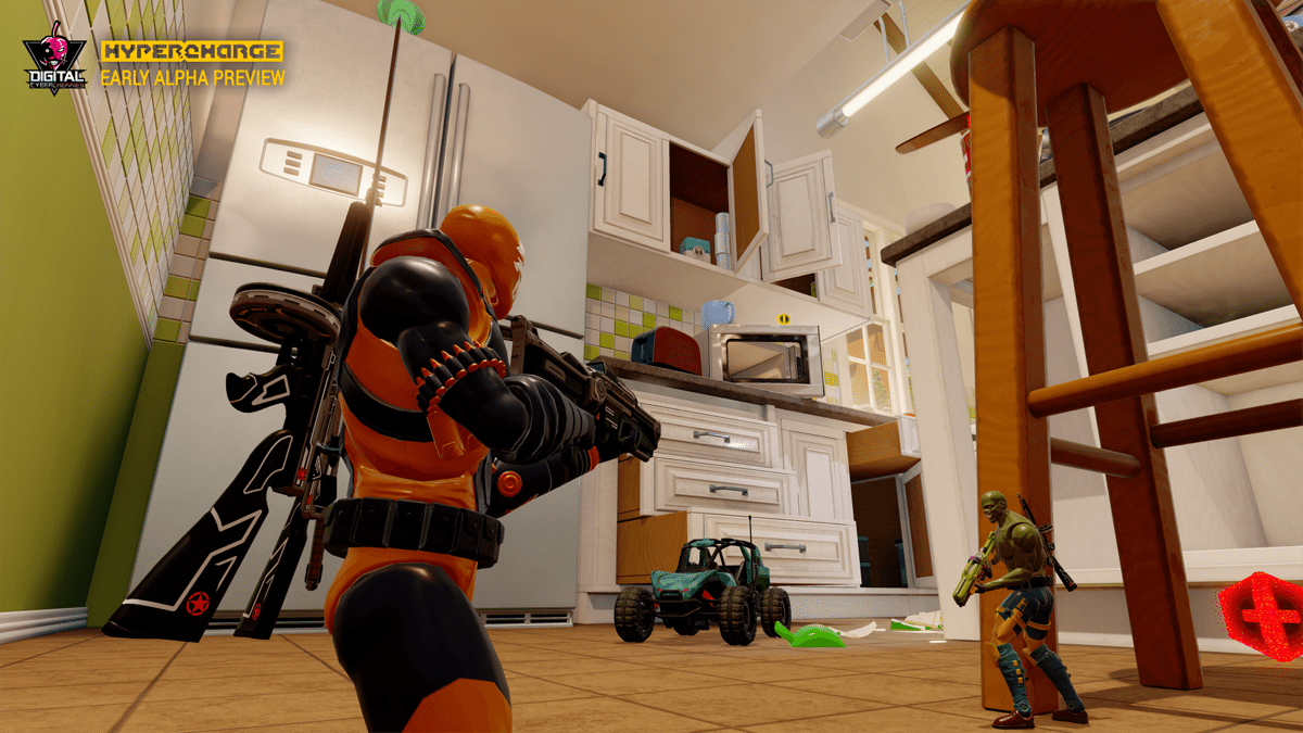 Upcoming 'Hypercharge' Video Game Isn't Your Traditional Toy Story
