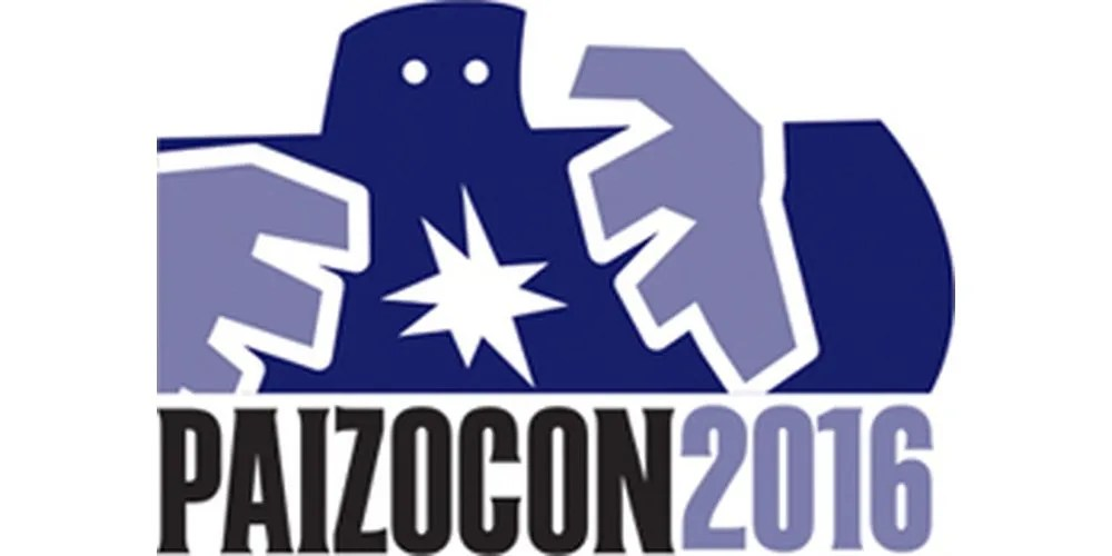 PaizoCon 2016