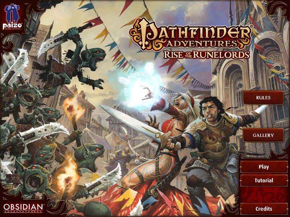 A Sneak Peek at 'Pathfinder Adventures' - GeekDad