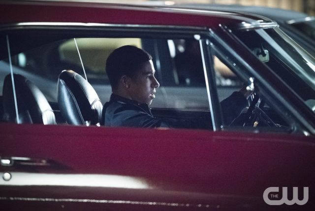 "The Flash -- ""Fast Lane"" -- Image: FLA212A_0260b.jpg -- Pictured: Keiynan Lonsdale as Wally West -- Photo: Dean Buscher/The CW -- �© 2016 The CW Network, LLC. All rights reserved."