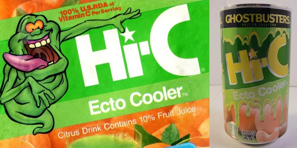 2016 Ecto Cooler Returns