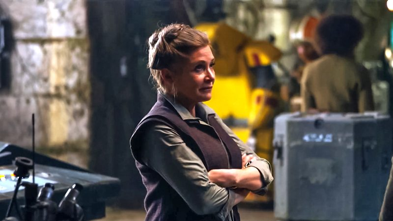 Carry On General: A Tribute To Carrie Fisher