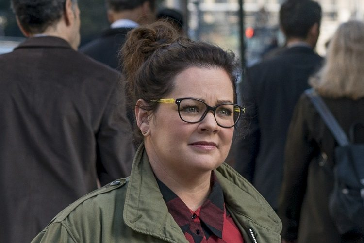 Abby (Melissa McCarthy) in Columbia Pictures' GHOSTBUSTERS.