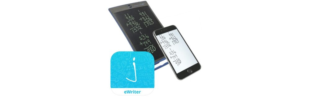 The app. Image: Boogie Board
