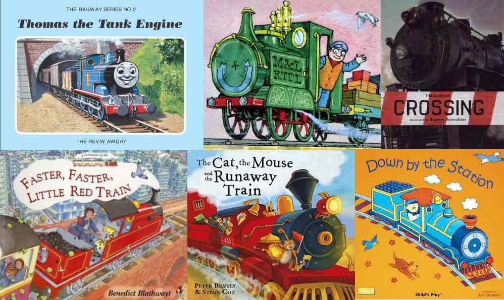 trainmontage