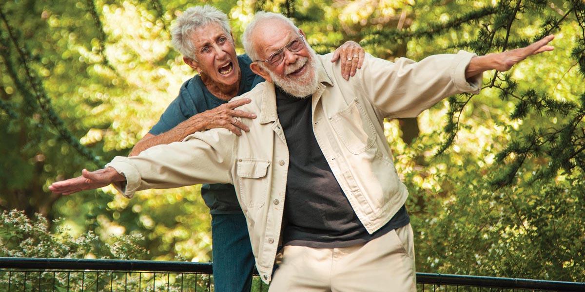 Al and Joyce Jaffee