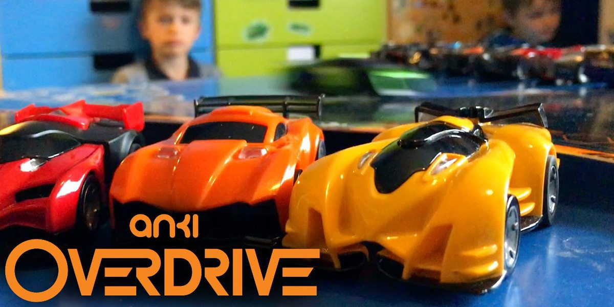 'Anki Overdrive' Update Adds 'One Shot Kill' and 'Balance Cars' Modes