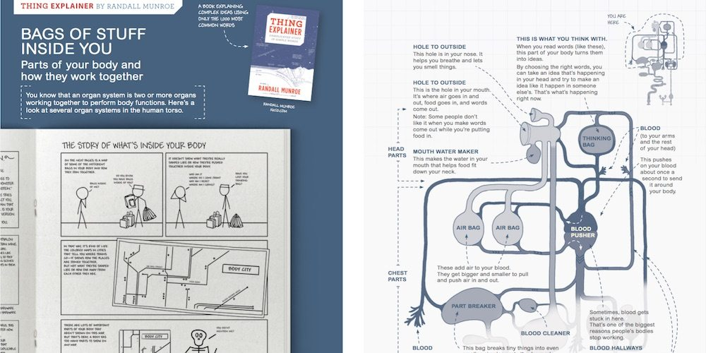 'XKCD' Mastermind Randall Munroe to Brighten Up Textbooks This Fall