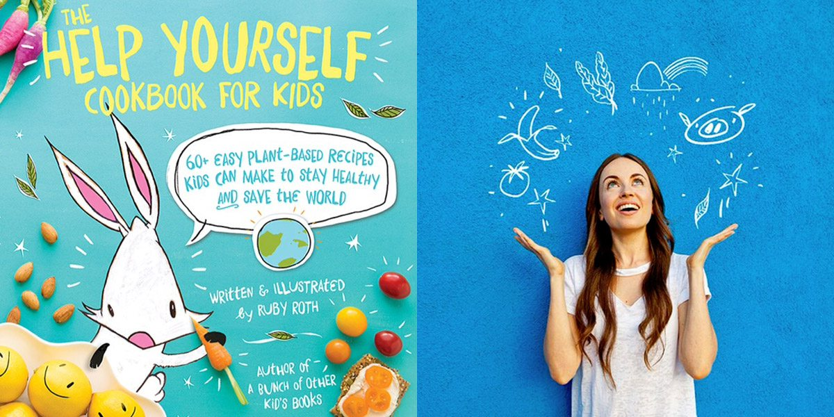 Review: 'The Help Yourself Cookbook for Kids'