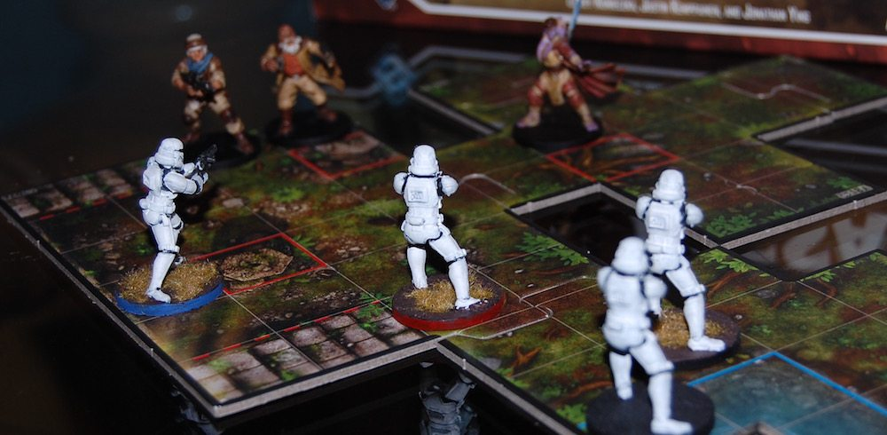 Imperial Assault Stormtroopers