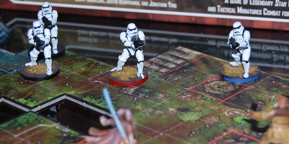 GeekDad Paints! 'Imperial Assault' Part 6: Stormtroopers