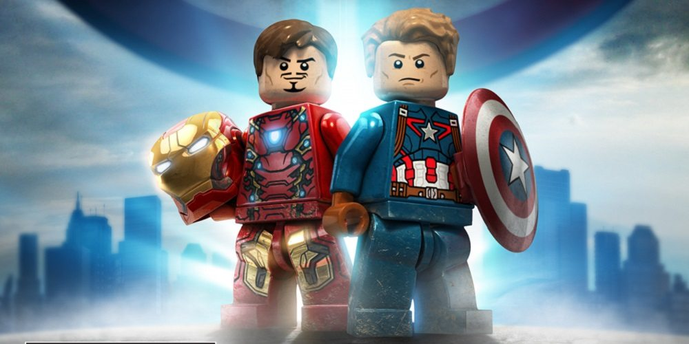 'Captain America: Civil War' Comes to 'LEGO Marvel's Avengers'