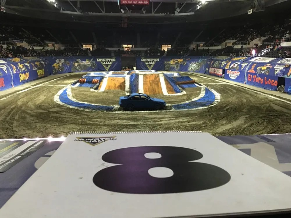 Monster Jam Judging