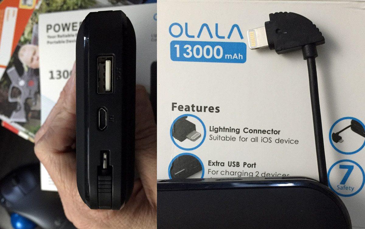 Olala-Connectors