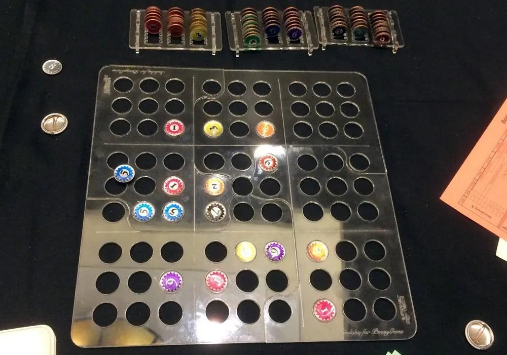 Penny Gems Sudoku
