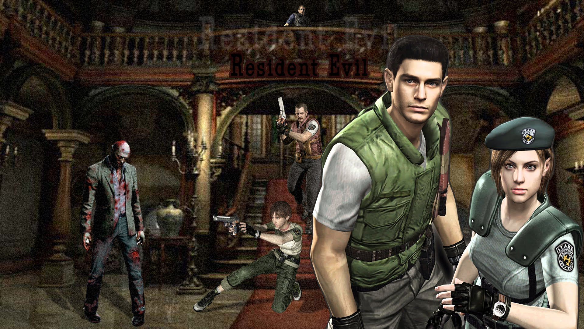 'Resident Evil' 20th Anniversary Winners