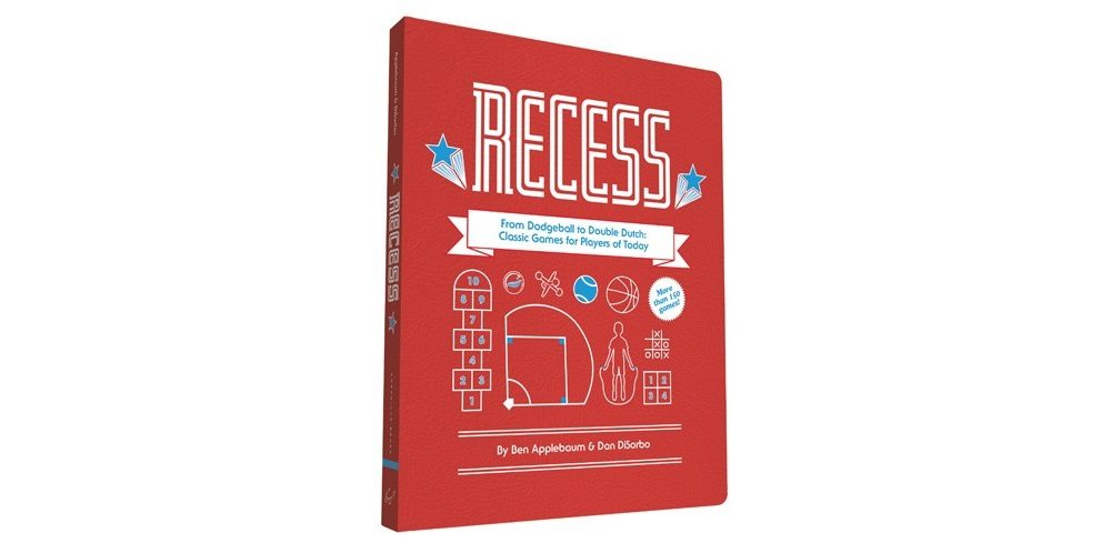 Get Outside for Some 'Recess' With Your Kids!
