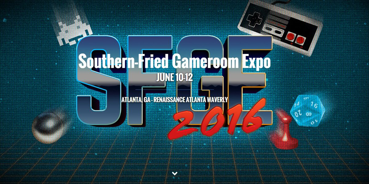 Come Game With GeekDad at the Southern-Fried Gameroom Expo