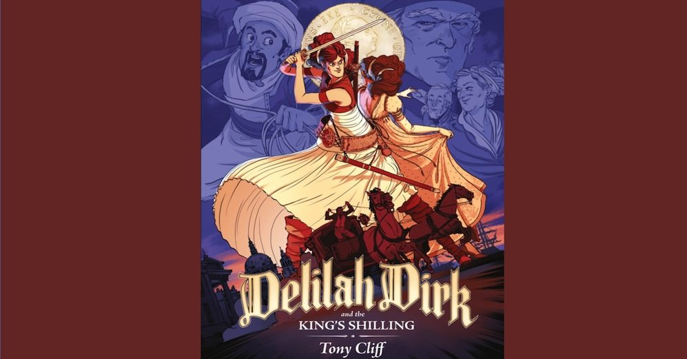 Delilah Dirk's Second Adventure!