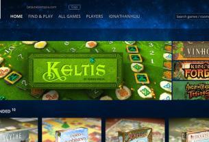 Tabletopia screenshot