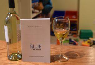 Blue Territory by Robin Lippincott
