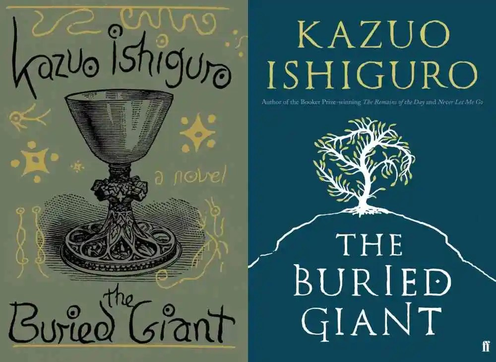 buried giant covers