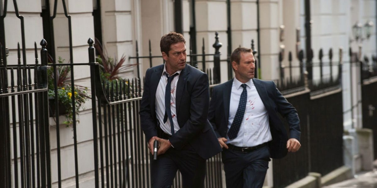 'London Has Fallen' Father's Day Giveaway