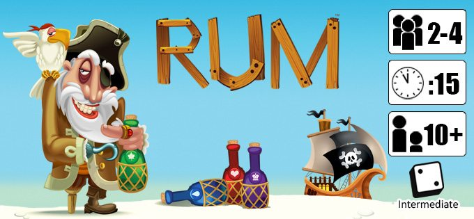 Pack O Games RUM