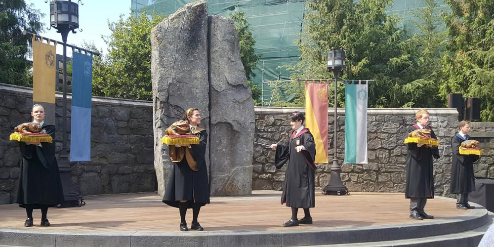 Preview: The Wizarding World of Harry Potter at Universal Studios Hollywood