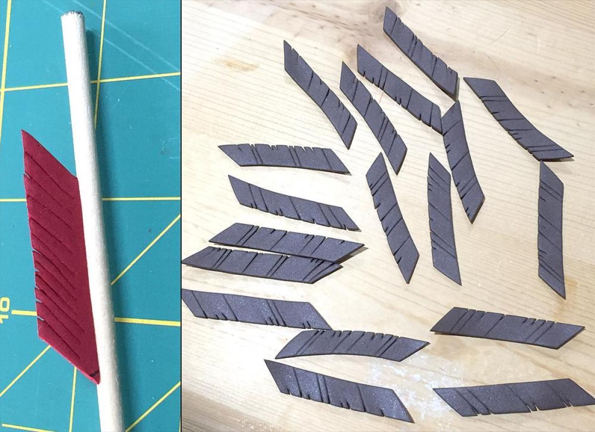 Ashitaka-Arrows-Feathers