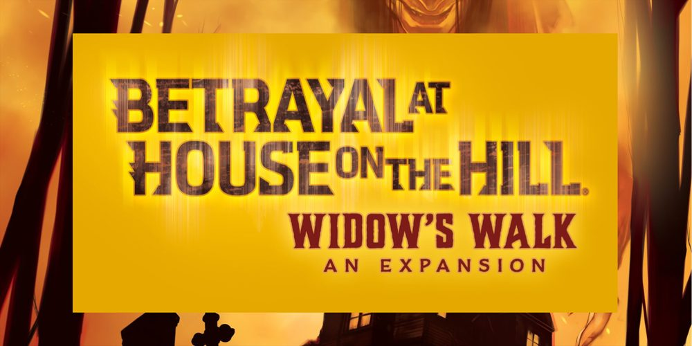 Art for Betrayal at House on the Hill: Widow's Walk