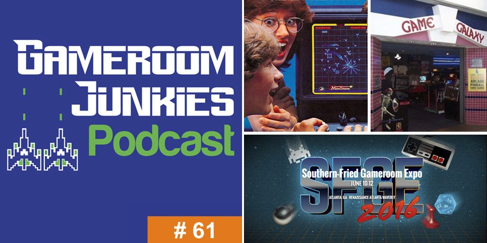 Gameroom Junkies #61 – Stream of (Gaming) Consciousness