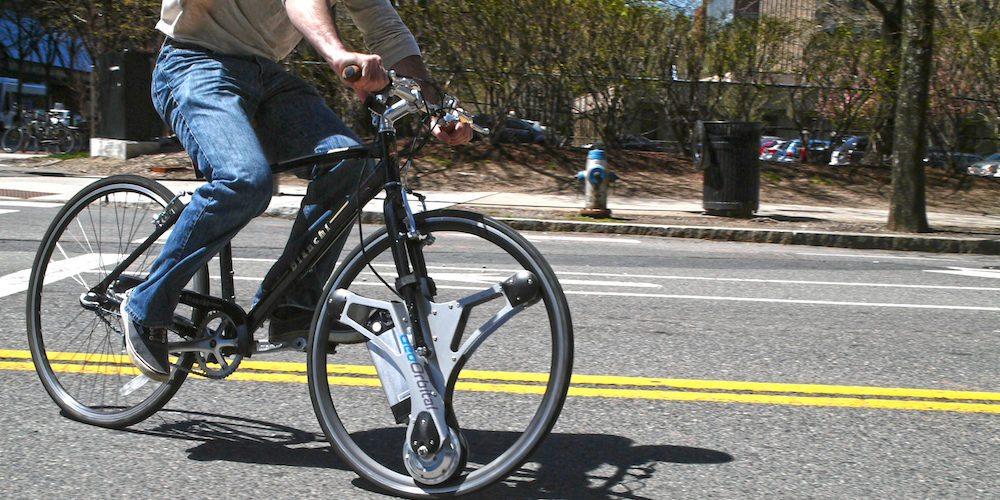 GeoOrbital Wheel is TRON for Your Bicycle