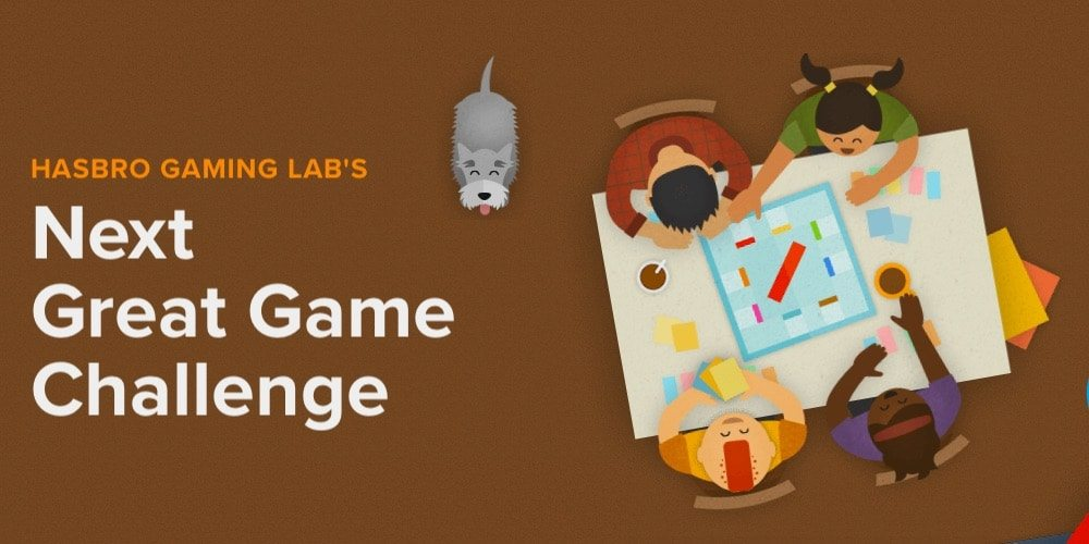 Hasbro Gaming Labs Announces Spring 2016 Next Great Game Challenge