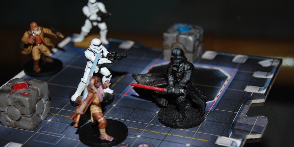 GeekDad Paints! 'Imperial Assault' Part 8: Darth Vader