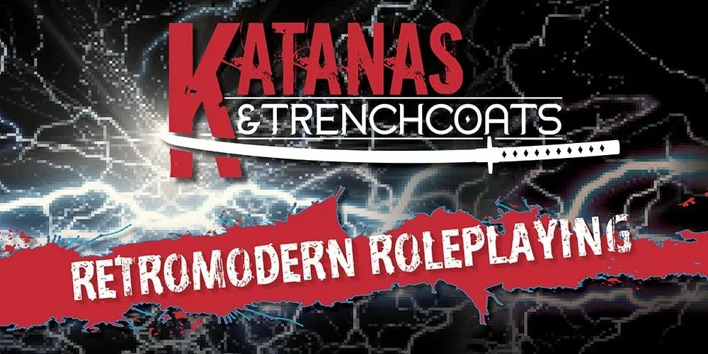 Katanas Trenchcoats title