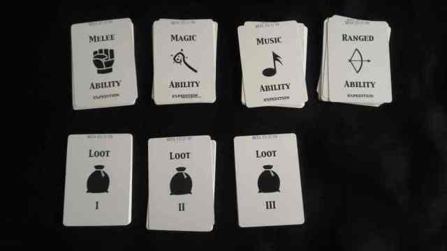 Abilities and Loot