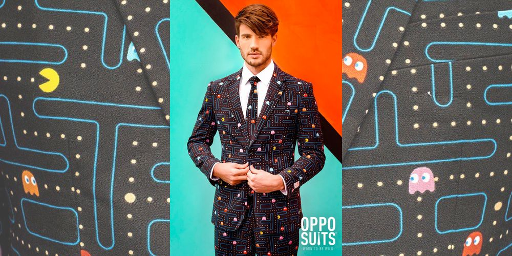 The Fantastically Flashy Suits of OppoSuits
