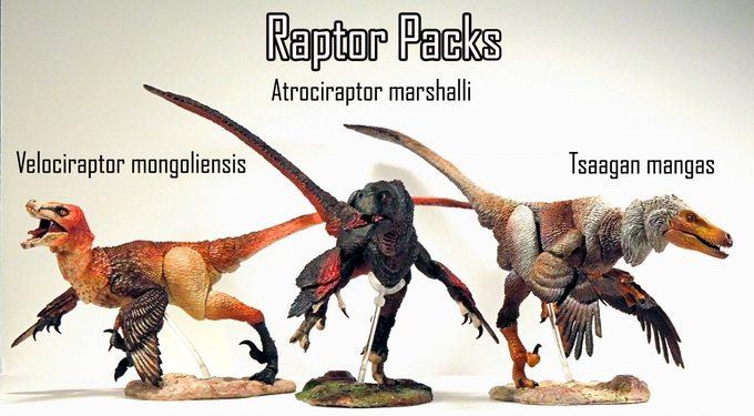 Beasts of the Mesozoic Trio