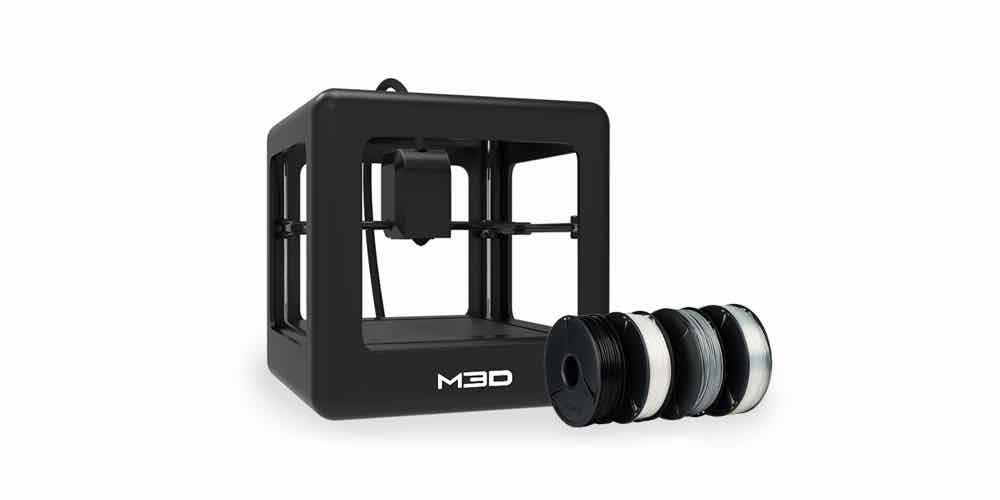 GeekDad Daily Deal: M3D Printer Bundle