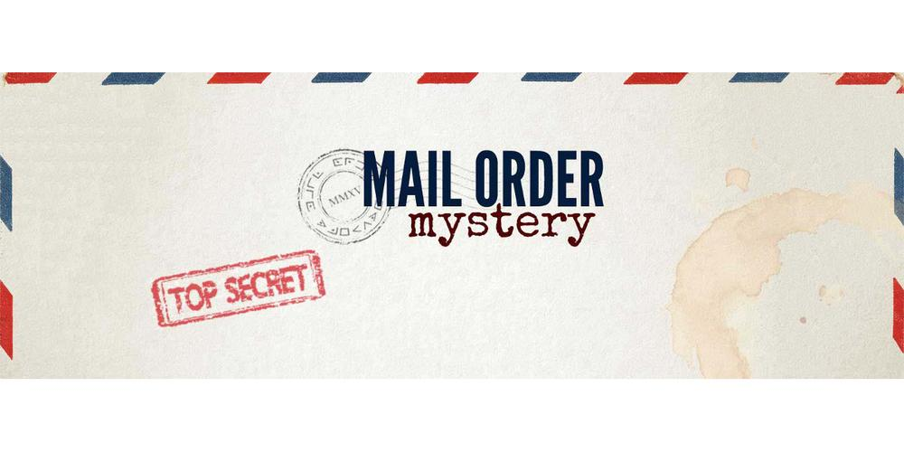 Mail Order Mystery Keeps the Intrigue Coming