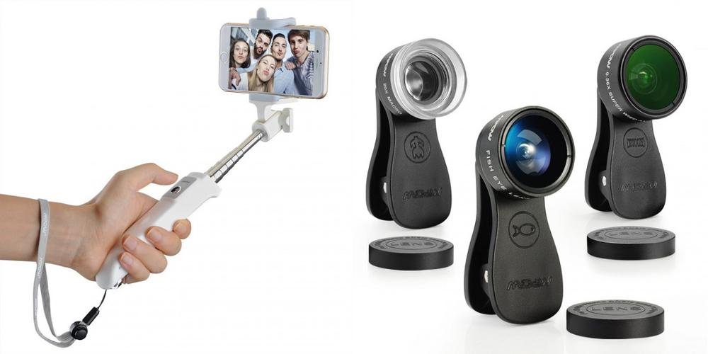 The Case for Selfie Sticks, and Other Phone Accessory Tales