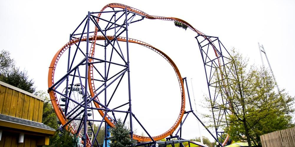 The New Phobia Phear Coaster
