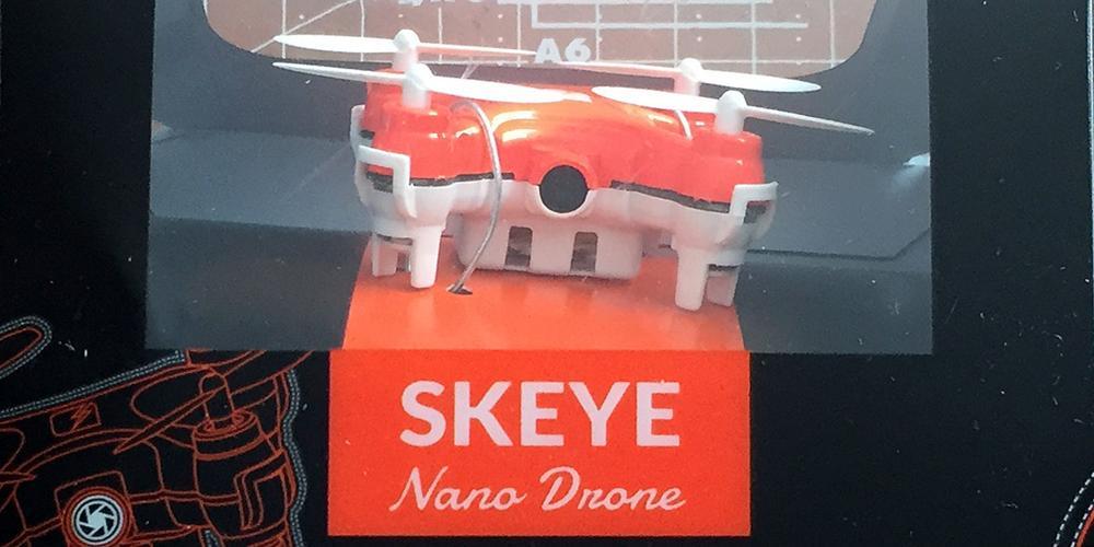 SKEYENano Featured TRNDlabs Sent Me Their Latest Drone The SKEYE Nano