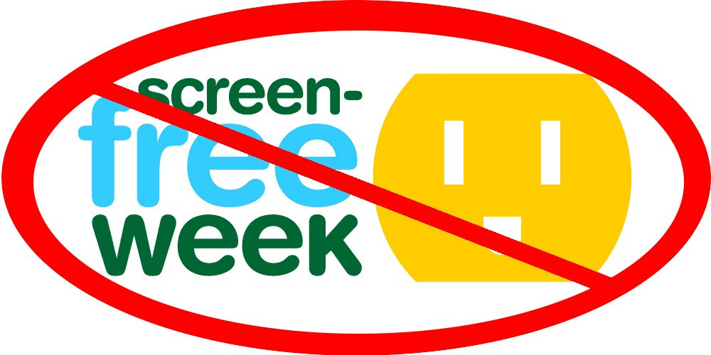 Just Say No to Screen-Free Week