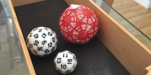 The Dice Labs d120