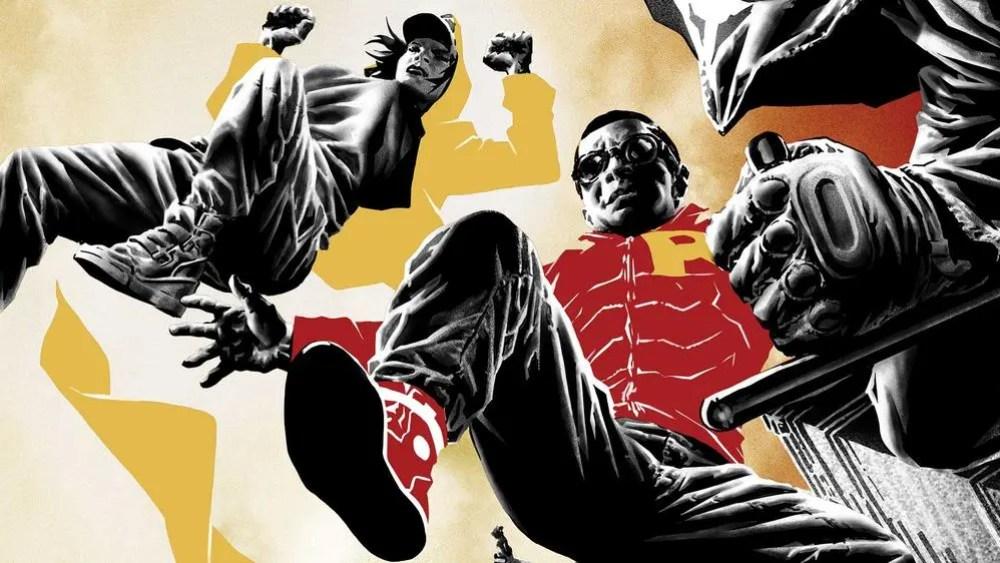 We Are Robin #12, copyright DC Comics