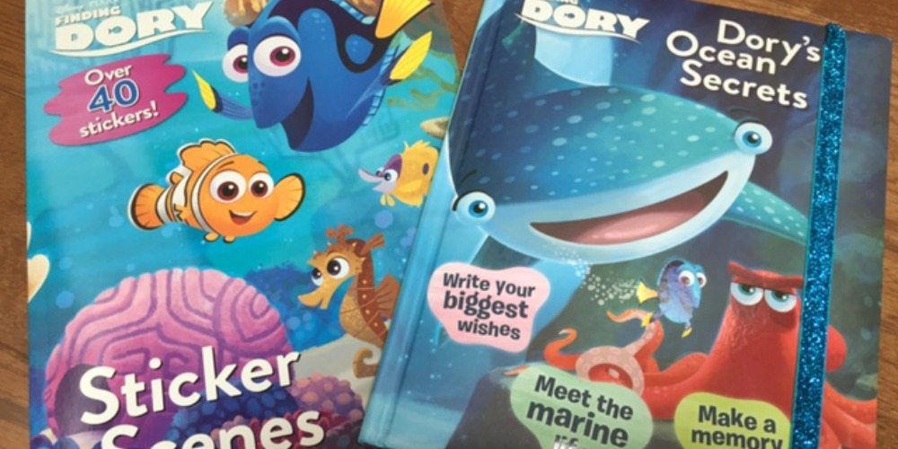 Get Ready for 'Finding Dory' With These Books